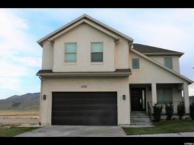 Eagle Mountain Single Family Home For Sale: 4787 E Addison Ave N