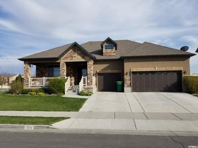 Lehi Single Family Home For Sale: 1909 W Grays Dr S