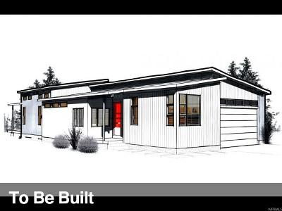 Millcreek Single Family Home For Sale: 2998 S Dream Weaver Cv E #105