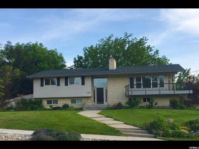 Brigham City Single Family Home For Sale: 1180 Dentwood Dr
