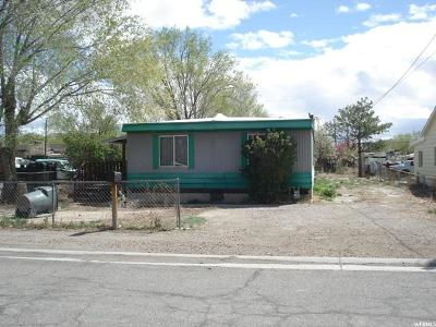 Price UT Single Family Home For Sale: $30,000
