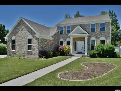 Draper Single Family Home For Sale: 319 E Brambleberry Ln S