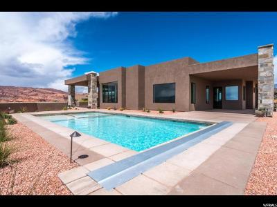 St. George Single Family Home For Sale: 4584 N Painted Sky Dr