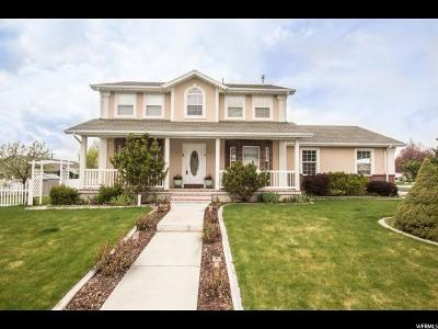 River Heights Single Family Home For Sale: 575 S 800 E