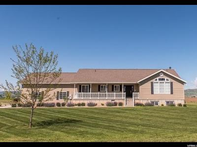Cache County Single Family Home For Sale: 1140 S 1600 W