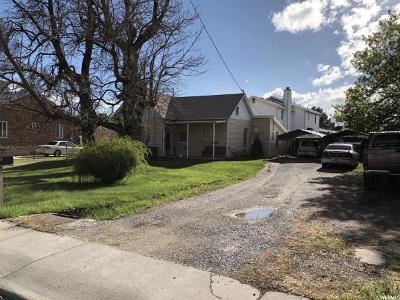 Single Family Home For Sale: 1014 S Main St
