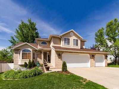 Ogden Single Family Home For Sale: 1152 E 4875 S