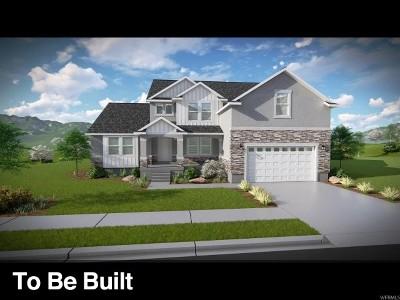 Herriman Single Family Home For Sale: 14921 S Tilton Dr #324