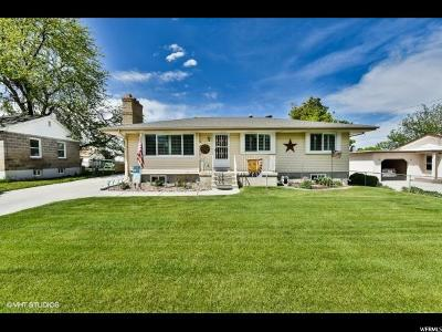 Grantsville Single Family Home For Sale: 86 W Apple St S