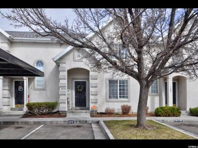 Pleasant Grove Townhouse For Sale: 1172 W 950 N