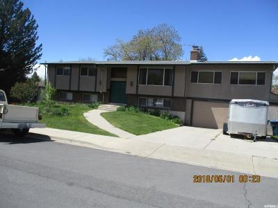 Orem Single Family Home For Sale: 326 S 650 E