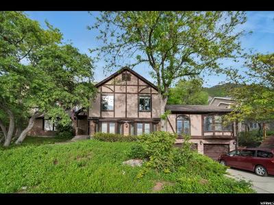 Provo Single Family Home For Sale: 4074 N Devonshire Dr E