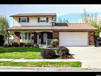 Highland Single Family Home For Sale: 6328 W 10830 N