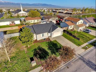 Tooele Single Family Home For Sale: 1028 S 860 W