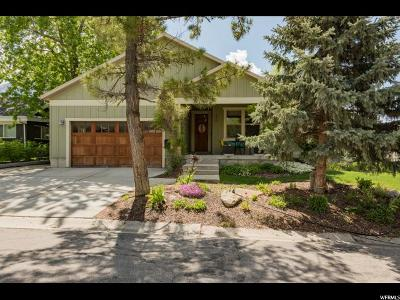 Holladay Single Family Home For Sale: 2046 E Sahara Dr S