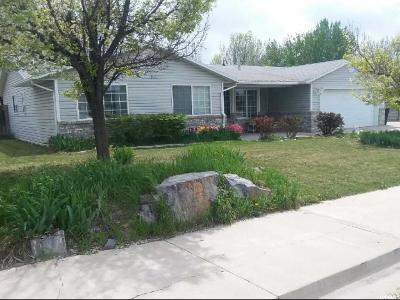 Provo Single Family Home For Sale: 2801 W 950 N