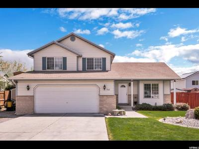 Pleasant Grove Single Family Home For Sale: 763 W 850 N