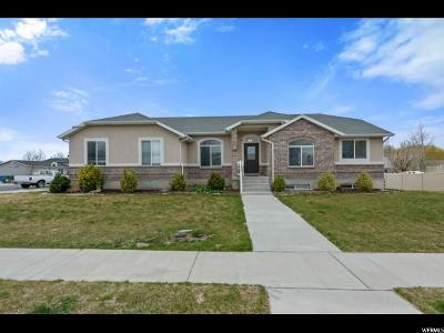 Lehi Single Family Home For Sale: 1341 W 525 S