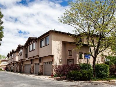 Holladay Condo For Sale: 4465 S Maybeck Pl E #B