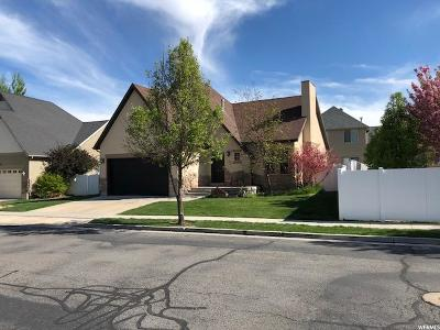Riverton Single Family Home For Sale: 2399 W Mont Blanc Dr