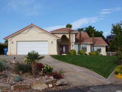 St. George Single Family Home For Sale: 2282 S Calanus Cir