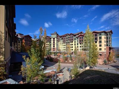 Park City Condo For Sale: 3855 N Grand Summit Dr #346
