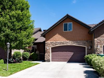 Orem Townhouse For Sale: 2032 W Golden Pond Way