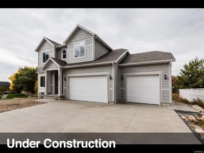 Weber County Single Family Home For Sale: 2680 N 1200 E