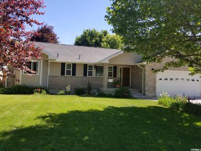Hyrum Single Family Home For Sale: 182 E 100 S