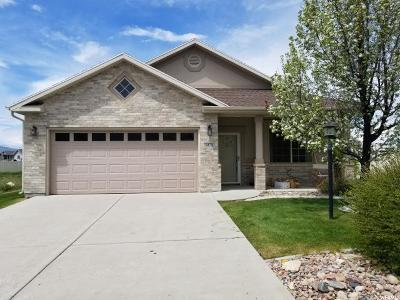 Nibley Single Family Home For Sale: 1073 W 2740 S