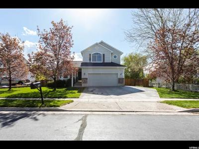 Stansbury Park Single Family Home For Sale: 704 Country Club Dr