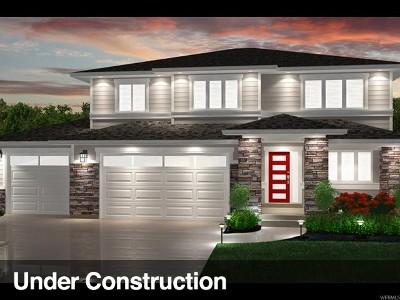 Eagle Mountain Single Family Home For Sale: 7288 N Honey Field Way E