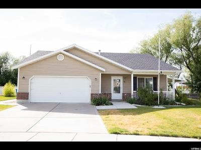 Cache County Single Family Home For Sale: 60 Teal Loop