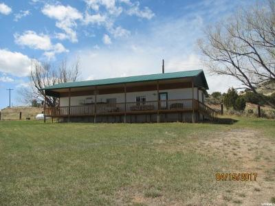 Single Family Home For Sale: 1010 W Hwy 43 Hwy S