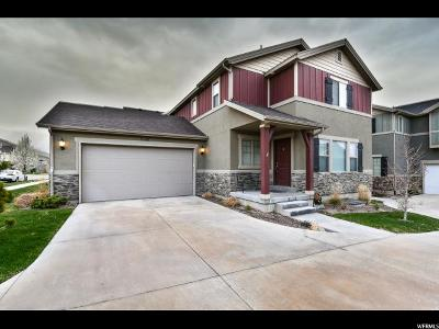 Herriman Single Family Home For Sale: 5168 W Windom Dr