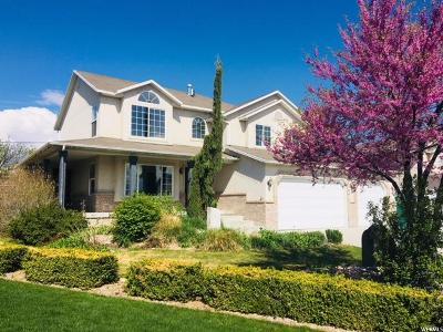 Riverton Single Family Home For Sale: 12379 S Margaret Rose Dr W