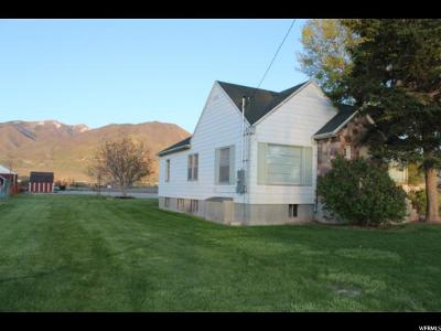 Erda Single Family Home For Sale: 4796 N Hwy 36