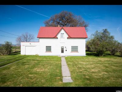 Lewiston Single Family Home For Sale: 500 S 800 E