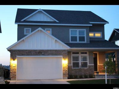 Herriman Single Family Home For Sale: 4252 W Lower Meadow Dr