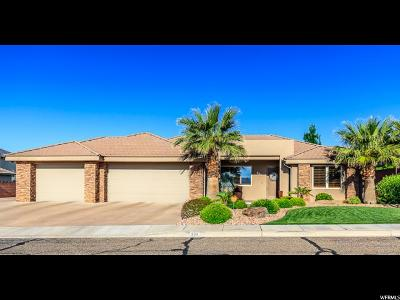 St. George Single Family Home For Sale: 904 S Golda Ave