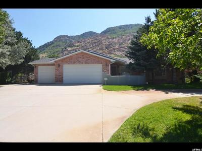 Ogden Single Family Home For Sale: 2160 Buchanan Ave
