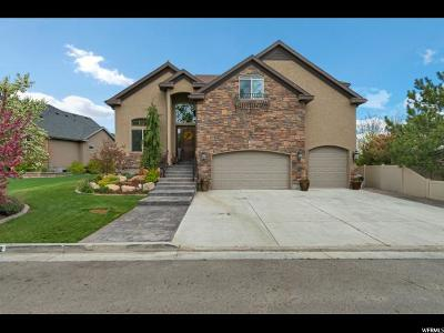 Riverton Single Family Home For Sale: 1342 W Semper Fi Cir S
