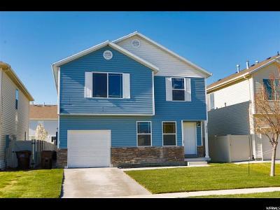 Eagle Mountain Single Family Home For Sale: 2157 E Eagle Crest Way