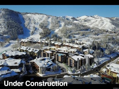 Park City Condo For Sale: 7620 Sterling Ct #221