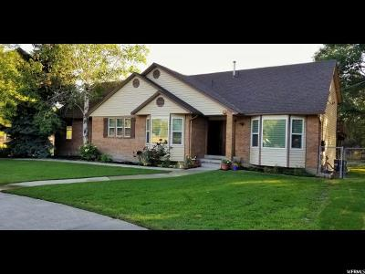 Highland Single Family Home For Sale: 10485 N 6000 W