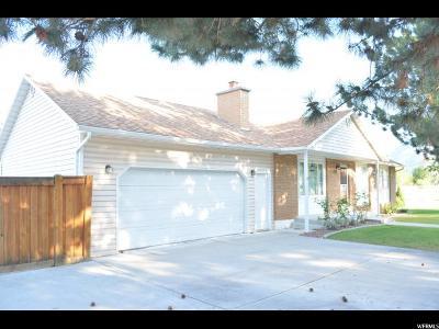 Mapleton Single Family Home For Sale: 451 N 620 E