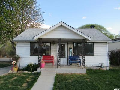 Price UT Single Family Home For Sale: $149,000