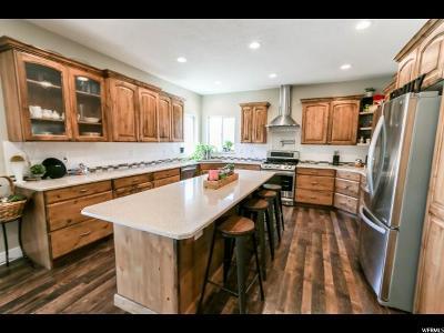 Riverton Single Family Home For Sale: 1537 W Bradbury Ct S