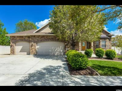 South Jordan Single Family Home For Sale: 2988 W Springer Ln S