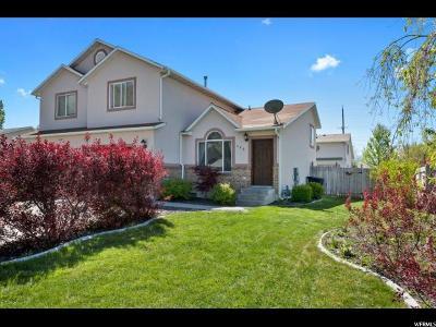 Single Family Home For Sale: 486 E 250 N